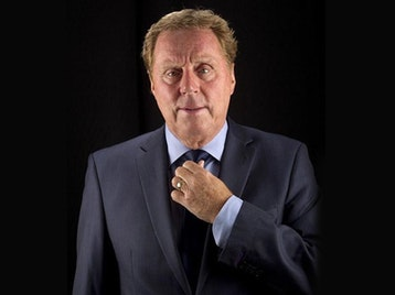 Harry Redknapp artist photo