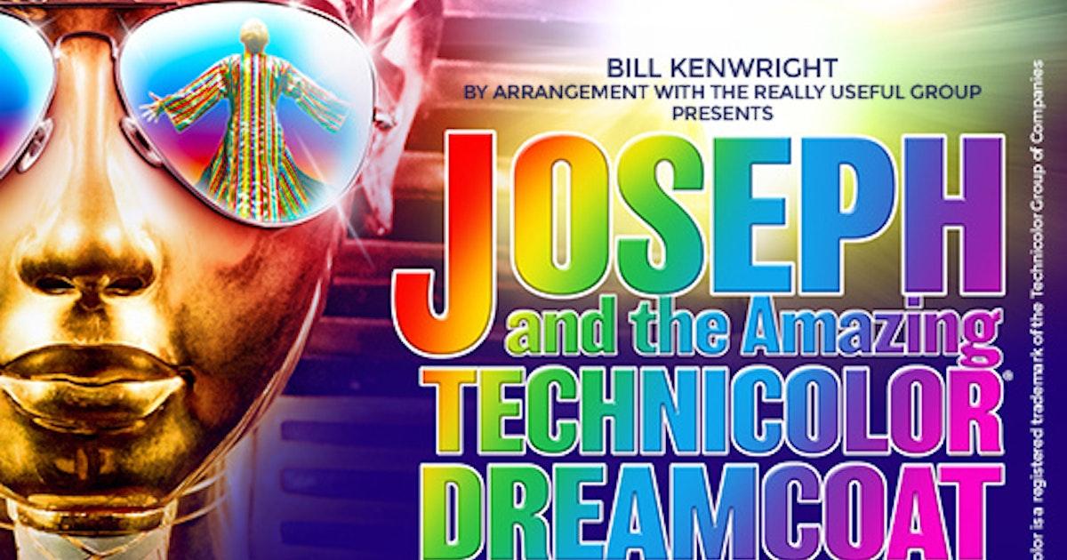 Joseph & The Amazing Technicolor Dreamcoat (Touring)