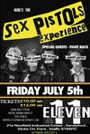 Flyer thumbnail for Sex Pistols Experience