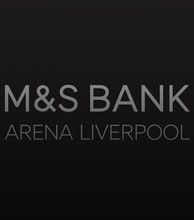 M&S Bank Arena Liverpool artist photo