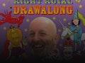 Nick Sharratt's Right Royal Drawalong event picture