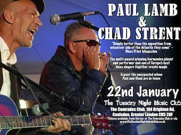 Paul Lamb, Chad Strentz picture