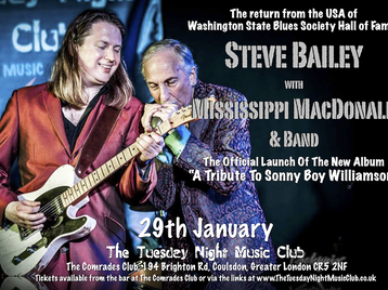 Steve Bailey, Mississippi MacDonald picture
