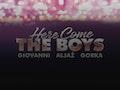 Here Come The Boys: Giovanni Pernice, Aljaz Skorjanec, Gorka Marquez event picture