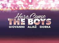 Here Come The Boys PRESALE tickets available now