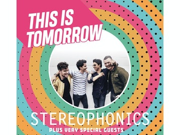 Stereophonics, Johnny Marr, Lewis Capaldi, Embrace, Yonaka, Marsicans, Plaza, Sick Joy, Mano McLaughlin, Swears, Cattle & Cane, Dylan Cartlidge, The Lafontaines, Dirty Laces, Hello Cosmos, Para Alta (formerly PALACE), Rivet City, The Strands picture