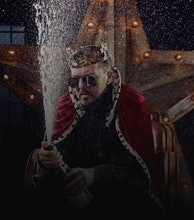 Ricky Gervais artist photo