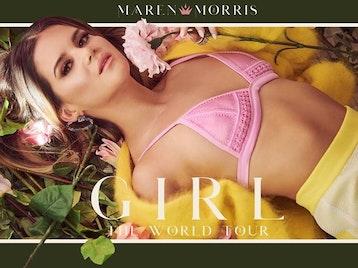 Girl - The World Tour 2019: Maren Morris picture