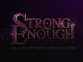 Strong Enough - Tribute Concert To Cher event picture