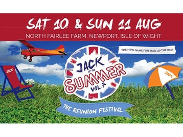 Jack Up The Summer: Heaven 17, East 17, 911, Aswad, Nick Heyward, Republica, Hugh Cornwell, Space, The Doctor (Doctor And The Medics) picture