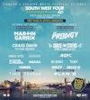 Flyer thumbnail for South West Four 2019: Martin Garrix, Alison Wonderland, Pendulum 'Trinity', Alix Perez, Andy C, Amine Edge & Dance, Armand Van Helden, Basement Jaxx (DJ Set), Black Sun Empire, CASisDEAD & more