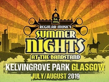 Glasgow Summer Nights 2019: The National picture