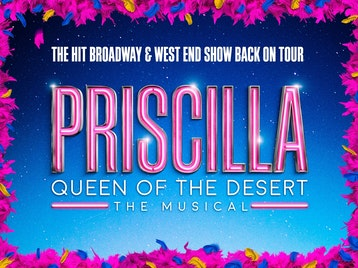 Priscilla Queen Of The Desert - The Musical (Touring), Joe McFadden, Nick Hayes, Miles Western picture