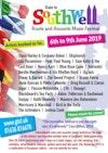 Flyer thumbnail for Gate To Southwell Festival: Steve Harley & Cockney Rebel, Los Pacaminos featuring Paul Young, Sam Kelly and the Lost Boys, Skipinnish, Blue Rose Code, Nancy Kerr, Gordie MacKeeman & His Rhythm Boys, Truckstop Honeymoon, Korrontzi, John Otway & more