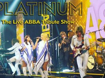 PLATINUM - The Live ABBA Tribute Show picture
