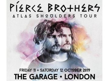Atlas Shoulders Tour: Pierce Brothers picture