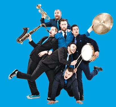 The Horne Section Tour Dates