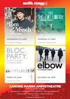 Flyer thumbnail for Bristol Sounds: Elbow, Villagers, Another Sky