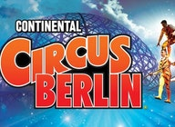 Continental Circus Berlin: 2 for 1 tickets!