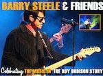 Barry Steele as Roy Orbison artist photo
