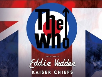 Moving On!: The Who, Eddie Vedder, Kaiser Chiefs, Imelda May, Connor Selby picture