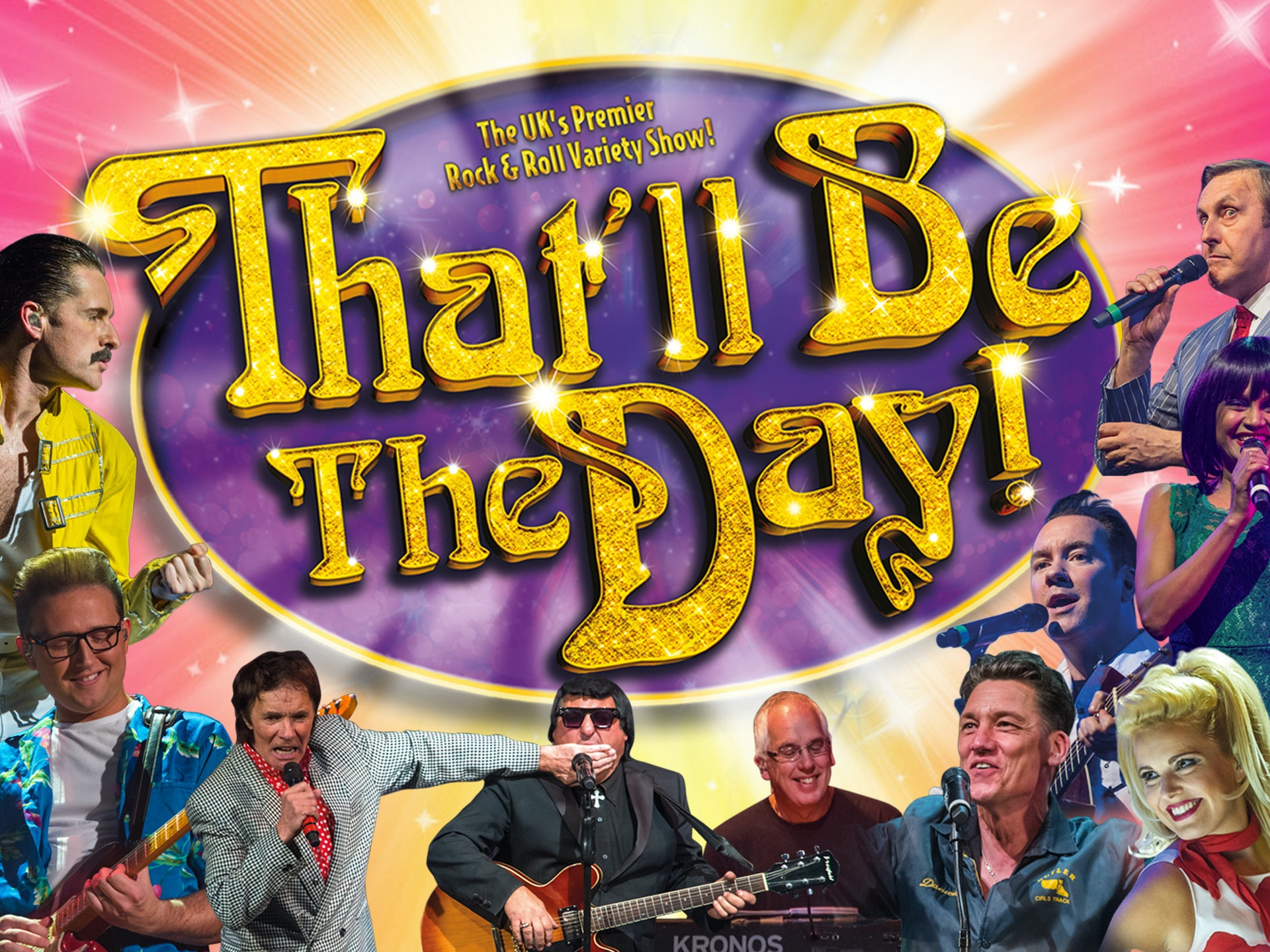 That'll Be The Day (Touring) Tour Dates & Tickets 2019 | Ents24