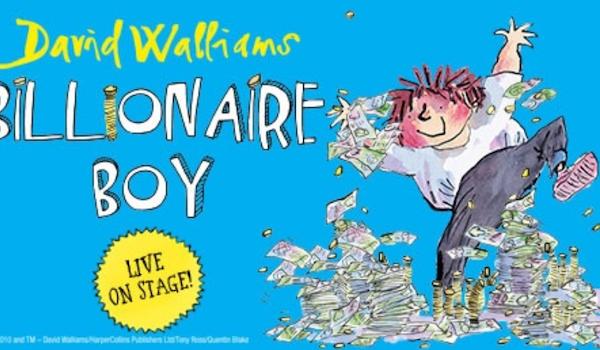 David Walliams' Billionaire Boy - Live On Stage! (Drive-In)