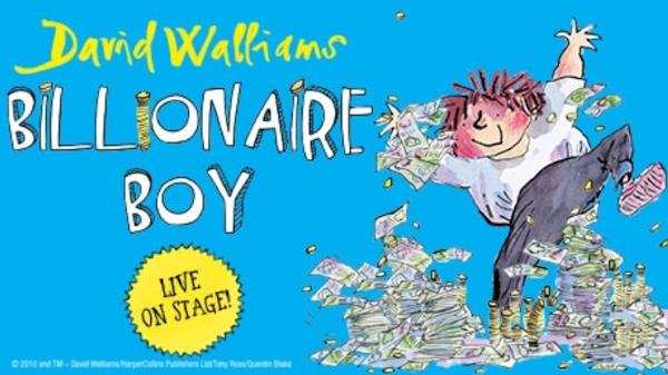 Billionaire Boy Tour Dates