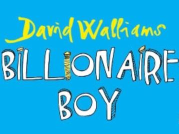 Billionaire Boy (Touring) picture