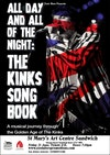 Flyer thumbnail for The Kinks Songbook: All Day And All Of The Night