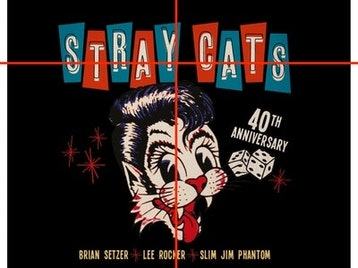 40th Anniversary Tour: The Stray Cats, The Living End picture