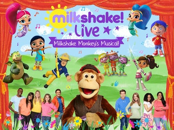 Milkshake Monkey's Musical: Milkshake! - Live picture