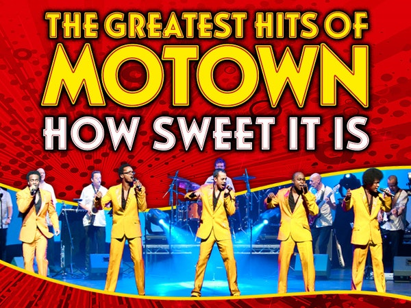 How Sweet It Is - The Greatest Hits of Motown Tour Dates