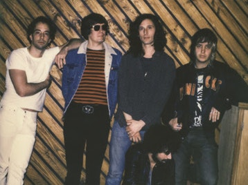 The Strokes artist photo