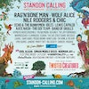 Flyer thumbnail for Standon Calling 2019: Rag'N'Bone Man, Wolf Alice, Chic featuring Nile Rodgers, Echo & the Bunnymen, Idles, Lewis Capaldi, Kate Nash, The Go! Team, Band of Skulls, Hypnotic Brass Ensemble & more