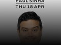 The Two Ages of Man: Paul Sinha event picture