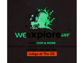 We Explore Live: Chip, WSTRN, One Acen picture
