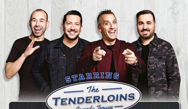 The Tenderloins (Impractical Jokers) Tour Dates