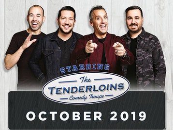 The Cranjis McBasketball World Comedy Tour: The Tenderloins (Impractical Jokers) picture