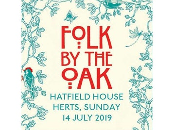Folk By The Oak: Frank Turner, Seth Lakeman, The Lost Words - Spell Songs, The Elephant Sessions, Grace Petrie picture
