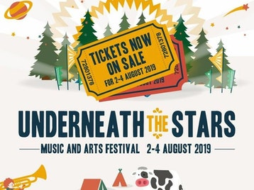 Underneath The Stars Festival: The Proclaimers, Billy Bragg, Kate Rusby, The Unthanks, Hope & Social, Coco And The Butterfields, Ruth Notman, Sam Kelly picture