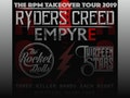 RPM Takeover Tour: Ryders Creed, Empyre event picture