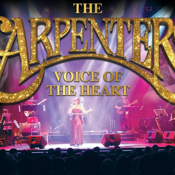 A Tribute To The Carpenters - Voice Of The Heart Tour Dates