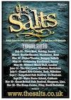 Flyer thumbnail for Sedgefield Folk Festival: The Salts