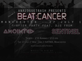 Beat:Cancer Manchester: Anointed, Sentinel event picture
