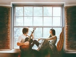 Hannah Sanders & Ben Savage artist photo