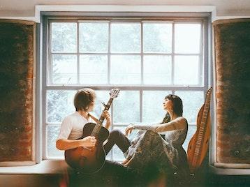 Hannah Sanders & Ben Savage picture