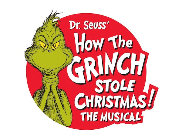 Christmas Grinch.How The Grinch Stole Christmas London Tickets New Wimbledon Theatre 1st Nov 2019