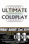 Flyer thumbnail for Ultimate Coldplay