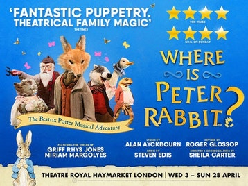 Where Is Peter Rabbit? picture